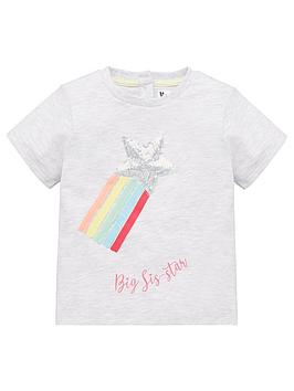 mini-v-by-very-girls-single-sequin-big-sister-star-t-shirt-grey