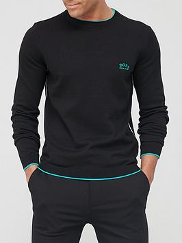 boss-riston-knitted-jumper-black