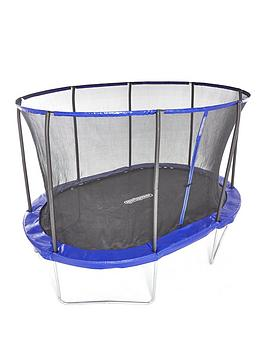 sportspower-sportspower-7x9ft-oval-trampoline-with-easi-store-folding-enclosure