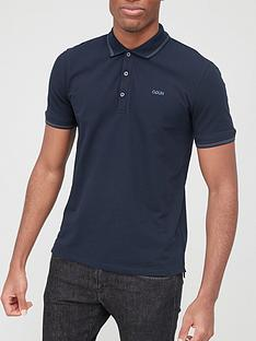 hugo-dinoso-211-polo-shirt-navy