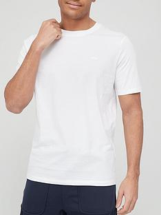 hugo-dero-2-small-logo-t-shirt-white