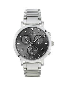 boss-spirit-grey-chronograph-dialnbspstainless-steel-bracelet-watch