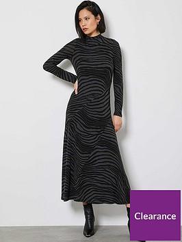mint-velvet-zebra-print-jersey-midi-dress-light-grey