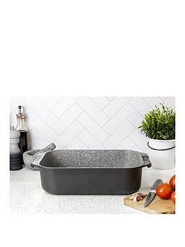 masterclass-cast-aluminium-roasting-pan