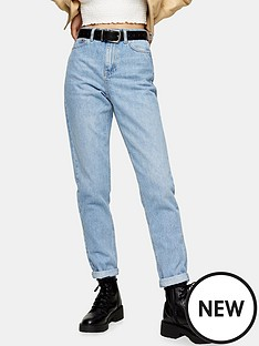 topshop-mom-jeans-bleach
