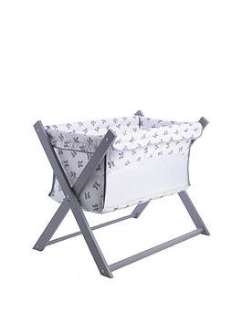 clair-de-lune-rachel-riley-bunny-folding-breathable-crib