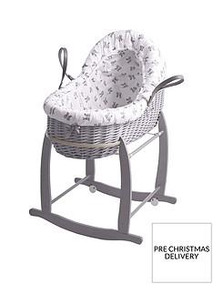 clair-de-lune-rachel-riley-bunny-bassinet-with-deluxe-stand