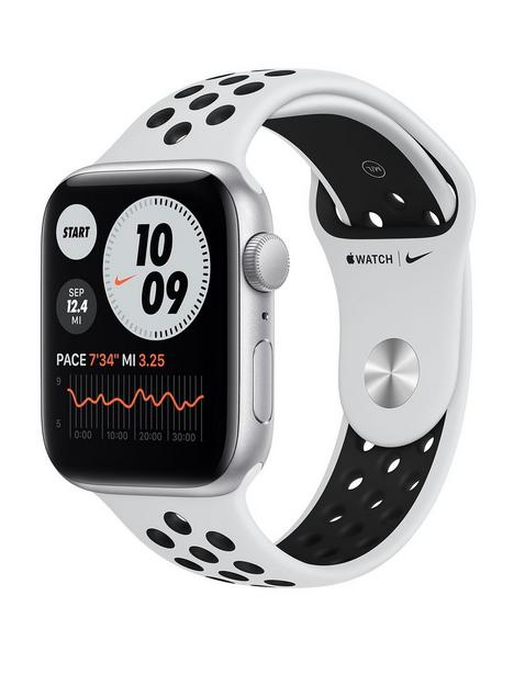 apple-watch-nike-se-gps-44mm-silver-aluminium-case-with-pure-platinumblack-nike-sport-band