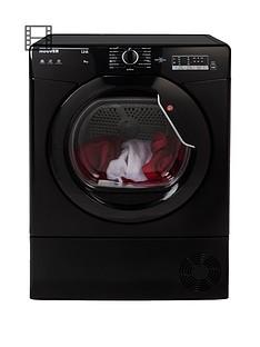 hoover-hlc8lgbnbsp8kg-condenser-tumble-dryer--nbspblack