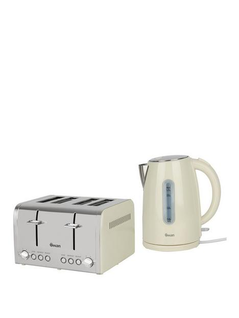 swan-kettle-and-4-slice-toaster-pack-cream