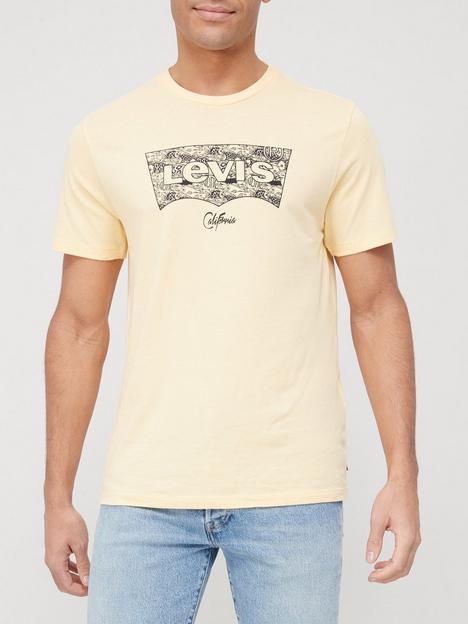 levis-housemark-batwing-t-shirt-gold