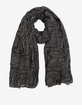 mint-velvet-lyra-printed-scarf-khaki