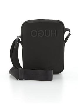 hugo-record-logo-cross-body-bag-blacknbsp