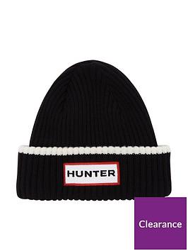 hunter-original-rib-logo-hat-black