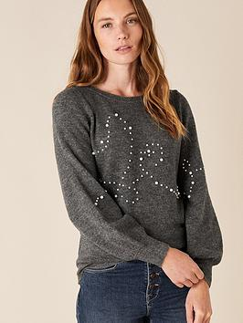 monsoon-pearl-heart-detail-knitted-jumper-charcoal