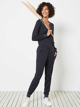 mint-velvet-wrap-knitted-jumpsuit-charcoal