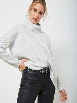 mint-velvet-multi-direction-knit-silver