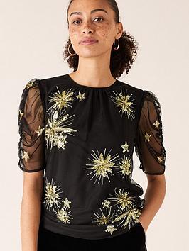 monsoon-taylor-star-embellished-t-shirt-black