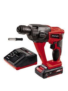 einhell-einhell-power-tool-expert-rotary-hammer-18v-battery-included