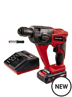 einhell-einhell-power-tool-expert-rotary-hammer-18v-battery-included