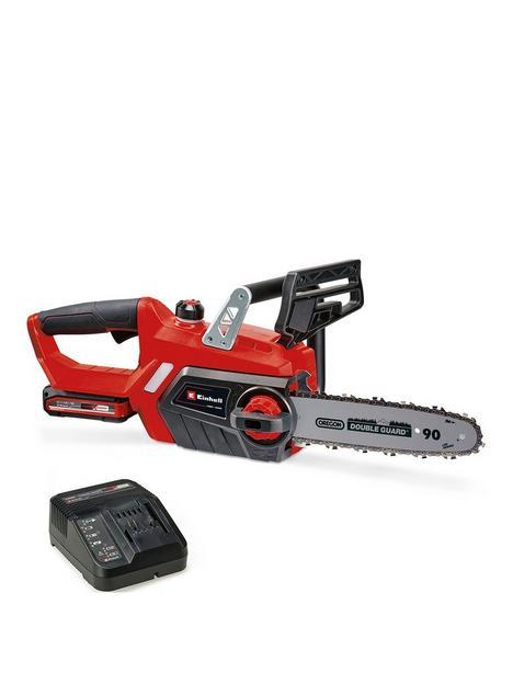 einhell-einhell-garden-expert-chainsaw-18v-25cm-battery-included