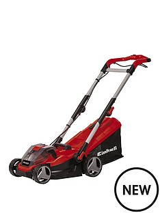 einhell-garden-expert-cordless-mower-36v-power-34cm-width-2-batteries-included