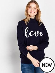 wallis-love-knitnbspsweater-navy