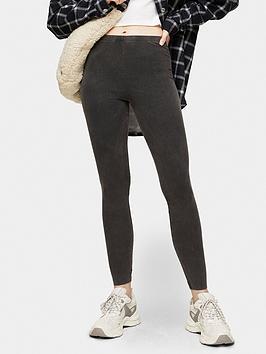 topshop-washed-leggings-grey