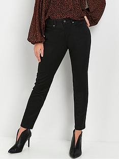 wallis-tinsletown-jeans-black