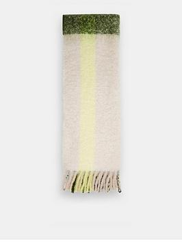 topshop-brushed-check-scarf--nbsppinkgreen