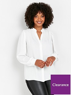 wallis-plain-airflow-shirt-ivory