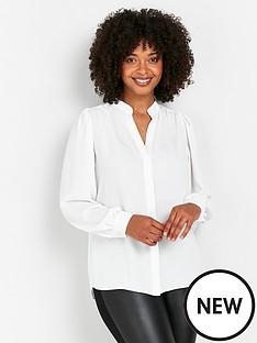 wallis-plain-airflow-shirt-ivory