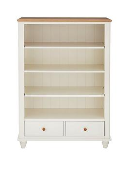 Product photograph showing Meadow Storage Bookcase