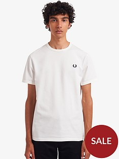 fred-perry-arch-back-logo-t-shirt-white