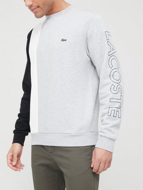 lacoste-colour-block-sweatshirt-white