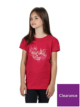 regatta-girls-bosley-iii-t-shirt