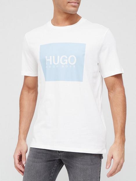 hugo-dolive-212-logo-t-shirt-white
