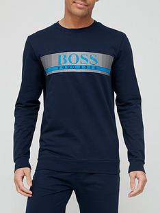 boss-bodywear-authentic-logo-lounge-sweatshirt-navynbsp
