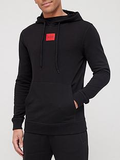 hugo-daratschi-212-red-patch-logo-overhead-hoodie-black