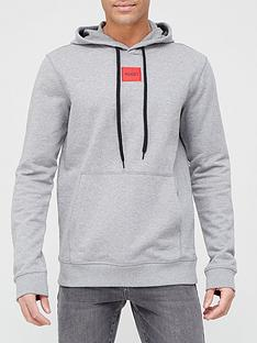 hugo-daratschi-212-red-patch-logo-overhead-hoodie-medium-grey