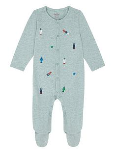 cath-kidston-baby-boys-space-robots-sleepsuit-blue