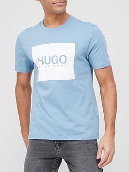 hugo-dolive-212-logo-t-shirt-medium-blue