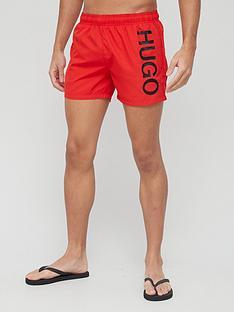 hugo-abas-logo-swim-shorts-rednbsp