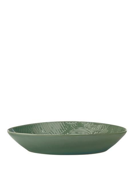 maxwell-williams-panama-stoneware-oval-serving-bowl
