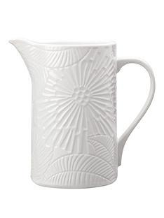 maxwell-williams-panama-stoneware-pitcher