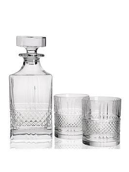 maxwell-williams-verona-crystalline-whisky-decanter-set