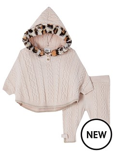 river-island-baby-girls-leopard-poncho-and-legging-setnbsp-nbspbeige