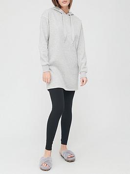 v-by-very-hoodie-dress-grey