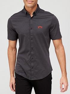 boss-biadia-r-short-sleeve-oxford-shirt-black