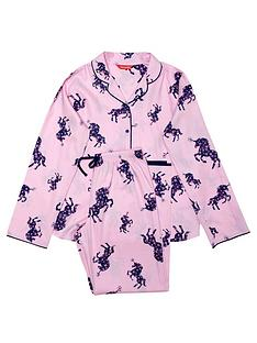 minijammies-girls-mini-me-ariana-unicorn-long-sleeve-pyjamas-pink